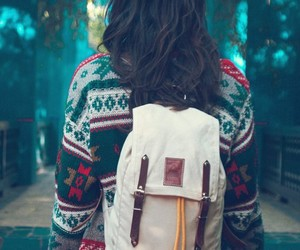 backpack, ykra, and cute image