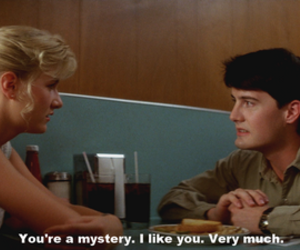 Blue Velvet, Kyle MacLachlan, and lynch image