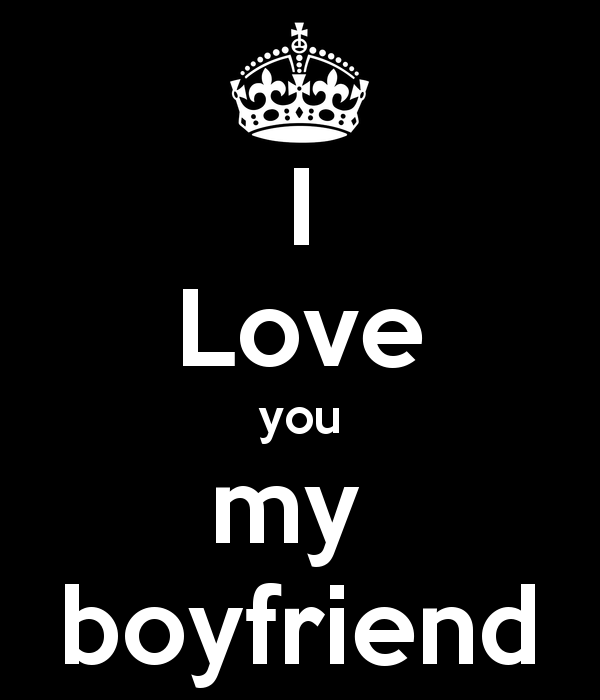 I Love You My Boyfriend Keep Calm And Carry On Image Generator
