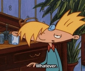 whatever, hey arnold, and cartoon image