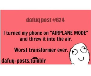 9gag, air, and airplane image