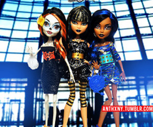 monster high and mh doll image