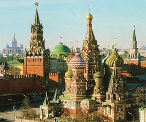 kremlin, Red Square, and moscow image