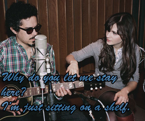 music, she & him, and zooey deschanel image