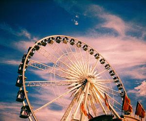 fun, park, and sky image