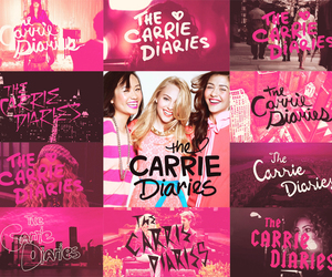 the carrie diaries and Carrie Bradshaw image