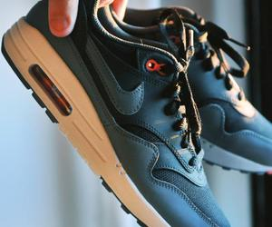 shoes, nike, and air max image