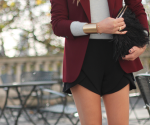 bags, shorts, and cute image