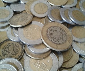 mexico, money, and moneda image