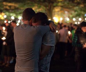 gay, boy, and hug image