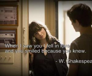 500 Days of Summer, quotes, and shakespeare image