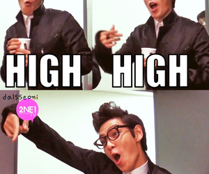 bigbang, lol, and macro image