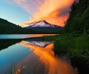 awesome, mountains, and oregon image