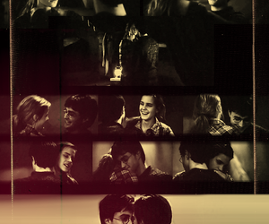 deathly hallows, harry potter, and daniel radcliffe image