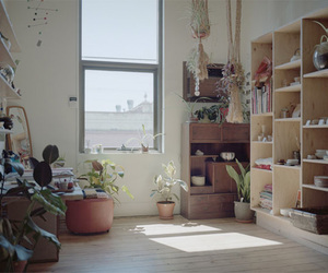 hipster, interior, and room image