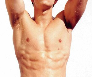 mark wahlberg, sexy, and shirtless image