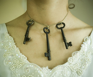keys, necklace, and photography image