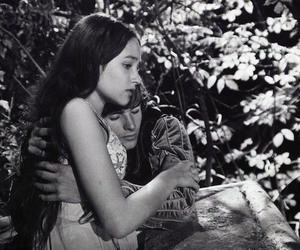 romeo and juliet, Olivia Hussey, and love image
