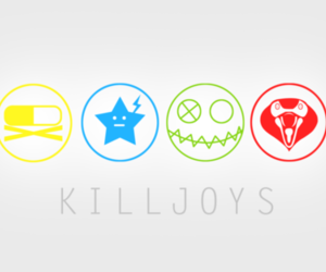 killjoys, my chemical romance, and mcr image