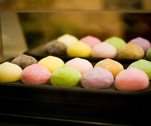 mochi and food image