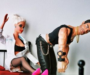 barbie, sexy, and black image