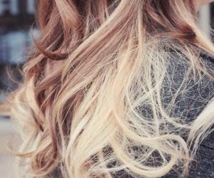 beauty, girl, and long hair image