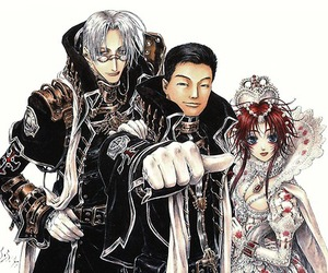 abel, trinity blood, and abel nightroad image