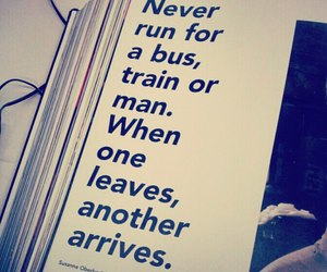 quotes, man, and bus image
