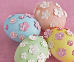 easter, diy, and easter eggs image