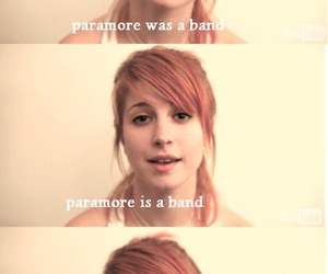 hayley williams, girl, and paramore image