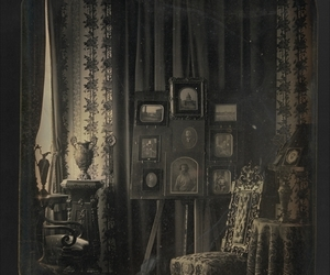 dark, victorian house, and gothic image
