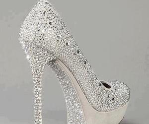 shoes, glitter, and sparkle image