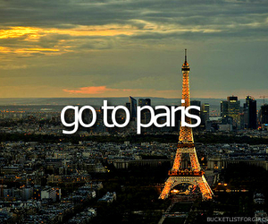 before i die, paris, and done image