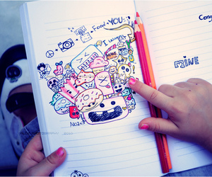 cute and drawing image