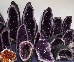 crystals, geology, and minerals image