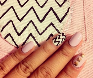 fashion, look, and nails image