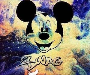 swag and mickey mouse image