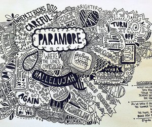 paramore, song, and hayley williams image