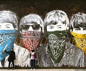 the beatles, art, and beatles image