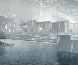 architecture, art, and minimalist image