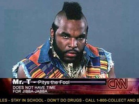 fool and mr t image