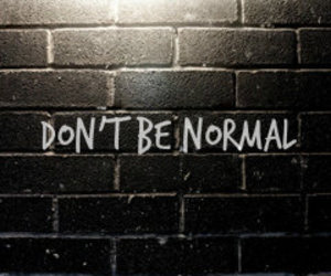 normal, quote, and wall image