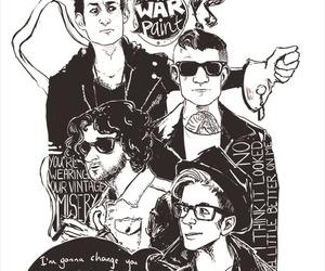 band, andy hurley, and bands image