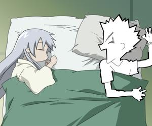 anime, funny, and kyo image