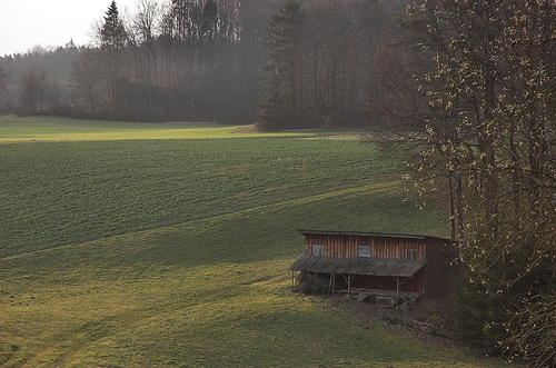 bavaria, buildings, and countryside image
