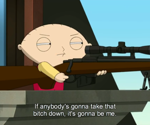 family guy, stewie, and fuck image