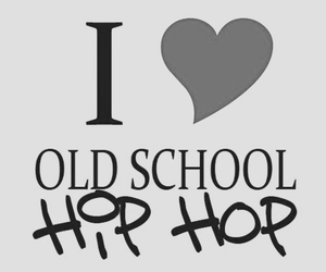 hip hop, old school, and 2pac image