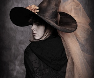 hat and witch image