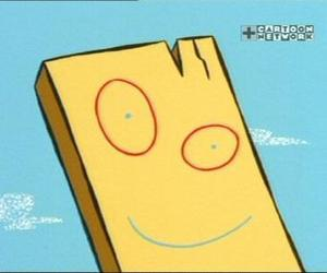 cartoon network and plank image