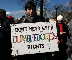 gay, harry potter, and lesbian image